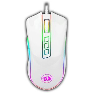 Mouse Gamer Redragon Cobra Chroma Laser 24000DPI RGB - M711-W