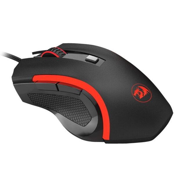 Mouse Gamer Redragon M606 Nothosaur 3200DPI