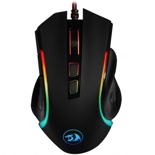 Mouse Gamer Redragon M607 Griffin RGB 7200DPI