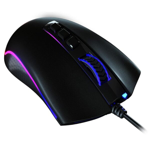 Mouse Gamer Redragon M711 FPS King Cobra Chroma Rgb Laser 24000DPI