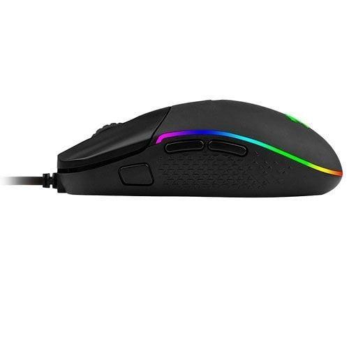 Mouse Gamer Redragon M719 Invader Rgb 10000DPI