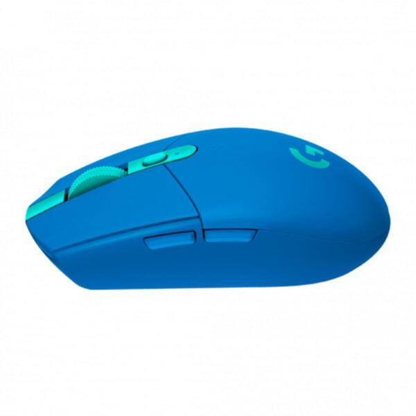 Mouse Gamer Sem Fio Logitech G305 Lightspeed, 12000 DPI ,6 Botões - Azul