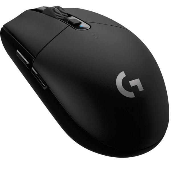Mouse Gamer Sem Fio Logitech G305 Lightspeed, 12000 DPI, 6 Botões - Preto
