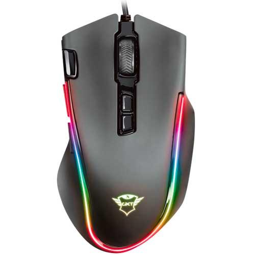 Mouse Gamer Trust GXT 188 Laban RGB 15000DPI