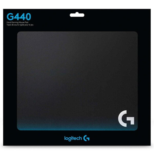 Mousepad Gamer Logitech G440 Small Rígido Speed