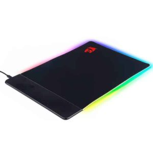 Mousepad Gamer Redragon Blitz RGB Médio Speed - P025