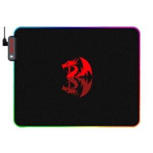 Mousepad Gamer Redragon Pluto RGB Grande Control - P026