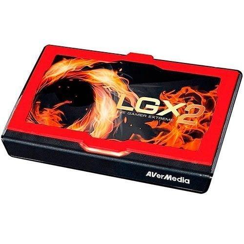 Placa de Captura 1080p60 Avermedia Live Gamer Extreme 2 - GC551
