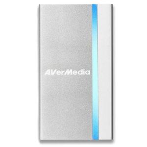 Placa de Captura Full HD 1080p60  AverMedia Extremecap UVC HDMI - BU110