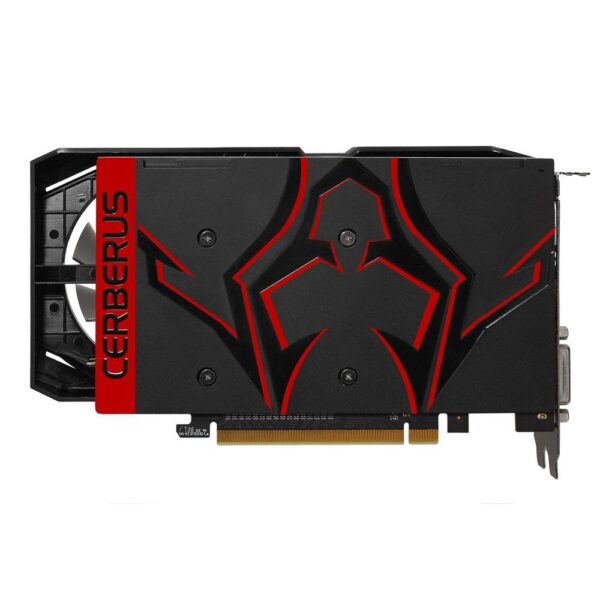Placa de Vídeo Asus Geforce GTX 1050 Ti OC Cerberus 4GB GDDR5 128BITS