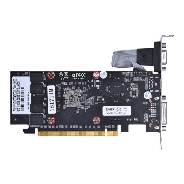 Placa de Vídeo PcYes Geforce GT 210 1GB DDR2 64BITS