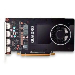 Placa de Vídeo PNY Nvidia Quadro P2000 5GB DDR5 160BITS
