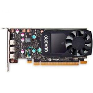 Placa de Vídeo PNY Nvidia Quadro P400 2GB DDR5 64BITS