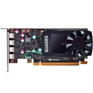 Placa de Vídeo PNY Nvidia Quadro P620 2GB DDR5 128BITS