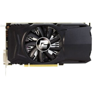 Placa de Vídeo PowerColor Radeon RX 550 4GB DDR5 128BITS