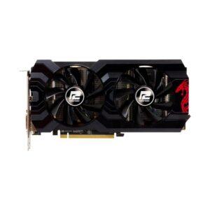 Placa de Vídeo Radeon RX 570 PowerColor AMD 4GB, GDDR5, 256 bits - AXRX 570 4GBD5-DHDV3/OC