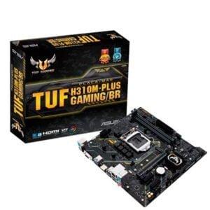 Placa Mãe Asus Intel Lga1151 Chipset H310M, Ddr4, Mini Atx 8ª GERAÇÃO