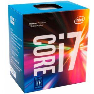 Processador Intel Core I7 7700 Kabylake 8MB Cache LGA 1151 4.20 Ghz