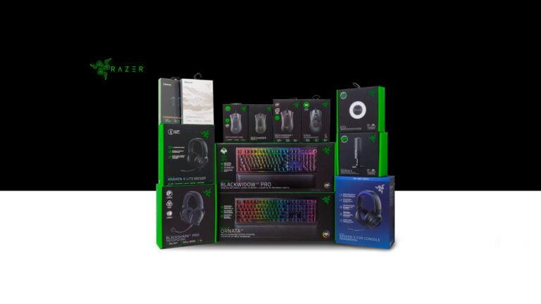 A Época Eletro Informática é a mais nova revenda autorizada RAZER na internet.