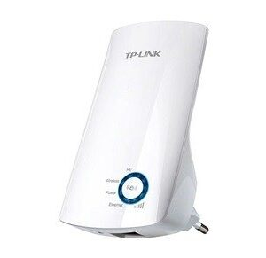 Repetidor de Sinal Wirelless TP-Link Wi-Fi TL-WA850RE N 300Mbps