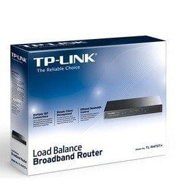 Roteador Load Balance Broadband TP-Link TL-RT470T+ 10/100Mbps