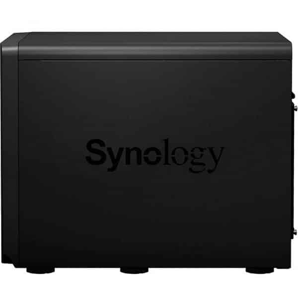 Servidor NAS Synology DiskStation 12 Baias Quad Core 2.1 GHz – DS2419+