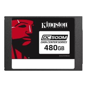 "SSD de 480GB SATA III SFF 2,5"" - SEDC500M/480G - Enterprise Série DC500M para Servidores"