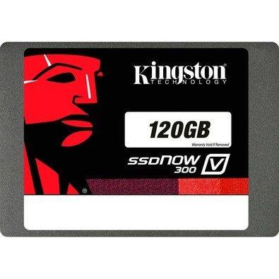 SSD Kingston 2.5´ 120GB V300 SATA III – SV300S37A/120G