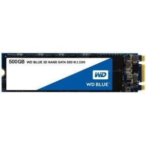 SSD M.2 Western Digital Blue 500GB Leitura 560MB/s - WDS500G2B0B