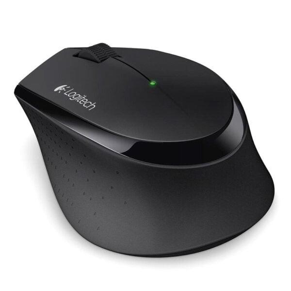 Teclado e Mouse Logitech Sem Fio 1000DPI ABNT2 - MK345