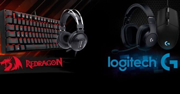 Teclado Gamer Logitech RGB Mecânico Lightsync G513 Carbon Switch Romer-G