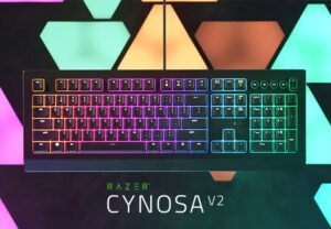 Teclado Gamer Razer Cynosa V2, Chroma, US