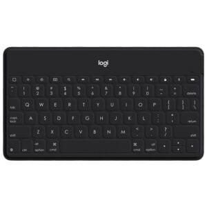 Teclado Logitech Keys-To-Go iPad, iPhone, Apple TV - Preto