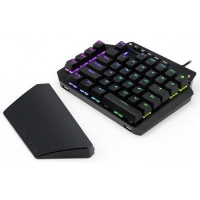 Teclado Mecânico Gamer RGB Redragon Switch Outemo Blue IDA - K583
