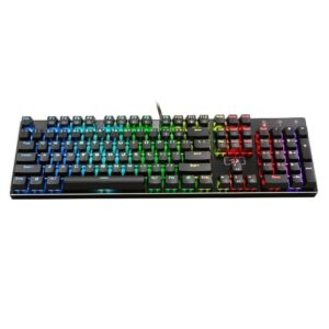 Teclado Mecânico Gamer RGB Switch Brown Redragon Devarajas K556 - US