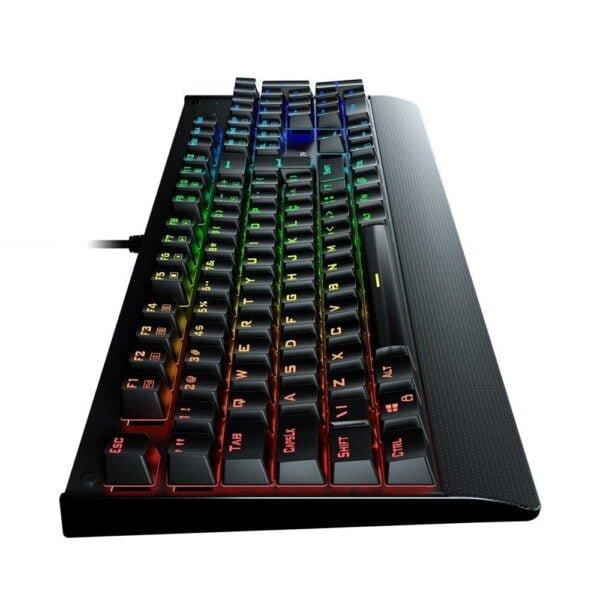 Teclado Mecânico Gamer Rgb Switches Blue Redragon Kala K557 ABNT2