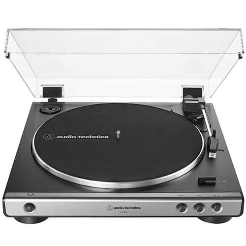 Toca Discos Automático Acionado Por Correia Audio-Technica – AT-LP60X-GM