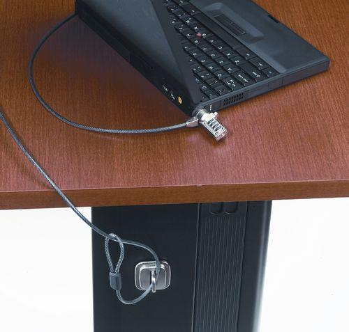 Trava de Segurança Targus Com Senha para Notebook - PA410U