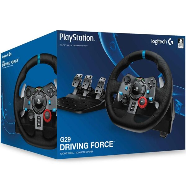 Volante G29 Logitech Driving Force PS3/PS4/PC