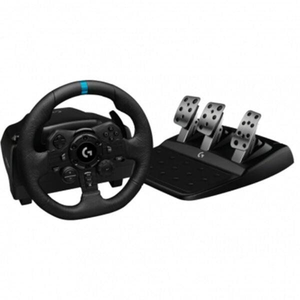 Volante G923 Logitech Force Feedback Trueforce PS5/ PS4/PC