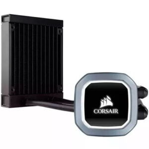 Water Cooler Corsair H60 120mm Hydro Series com LED Branco CW-9060036-WW