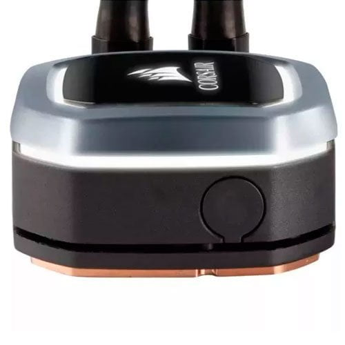 Water Cooler Corsair H60 120mm Hydro Series com LED Branco CW-9060036-WW