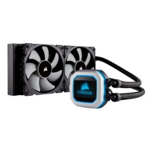 Water Cooler Corsair RGB 240mm Hydro Series H100I Pro CW-9060033-WW