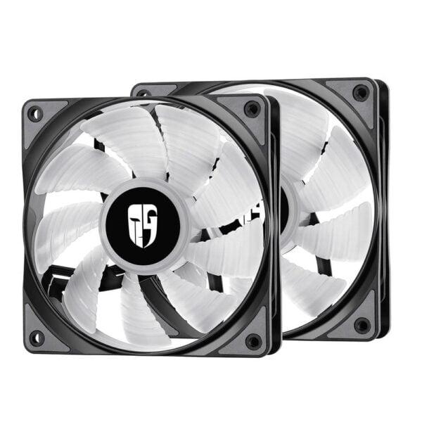 Water Cooler Deepcool 280mm Castle 280 RGB - DP-GS-H12L-CSL280RGB