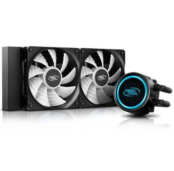 Water Cooler Deepcool Gammaxx Branco 240MM - L240T