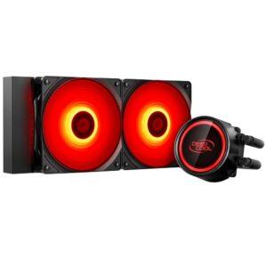 Water Cooler Deepcool Gammaxx L240T RED