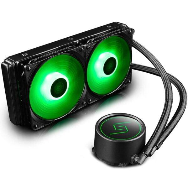 Water Cooler DeepCool RGB 240mm Gammaxx L240 – DP-H24RF-GL240RGB