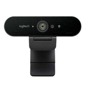 Webcam Brio 4K Pro Ultra Hd Com Suporte a HDR e Windows Hello