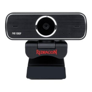 Webcam Full HD 1080p Redragon Streaming Hitman - GW800