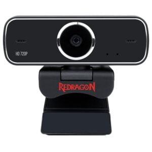 Webcam HD 720p Redragon Streaming Fobos - GW600